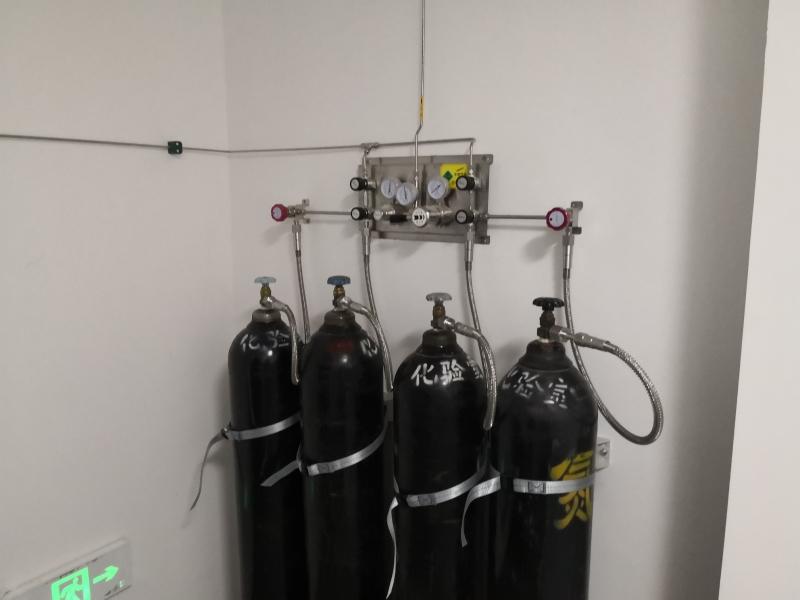 邢台集中供气系统-氮气管路